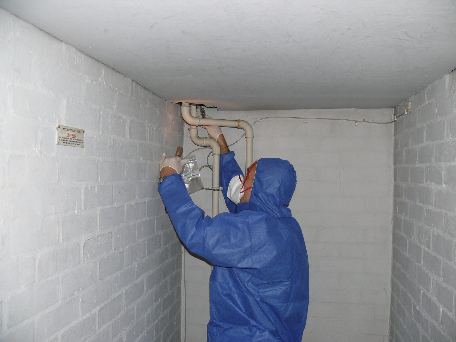 Types Of Asbestos Survey Asbestos Surveying Ltd