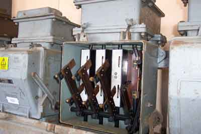 Electrical Switchgear